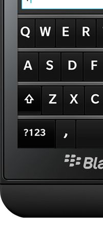 The new touchscreen #BlackBerry® #Keyboard provides an effortless typing experience. It learns your writing style and suggests words to help you type faster, more accurately and with the least amount of effort. And if you tend to mistype certain letters, the keyboard will remember and subtly adjust to make sure you hit the right key. #ImagineNext #bmobile #Q10