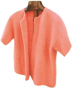 Knitting Patterns Summer Jackets : 17 Best images about knit - jacket on Pinterest Cable, Stitches and Drops d...