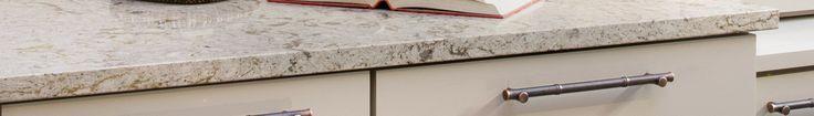Isn't it lovely - #cambria desk countertop sneak peek #madeinusa #wellborncabinets #kbis2014