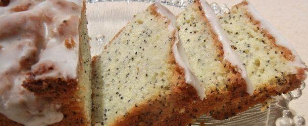 Tastee Recipe Simple, Sweet, And Totally Taste Bud Approved: Glazed Lemon Poppy Seed Loaf - Tastee Recipe