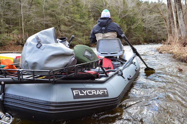 Flycraft pro richard strolis 39 review of the flycraft for Fishing pontoon boat reviews