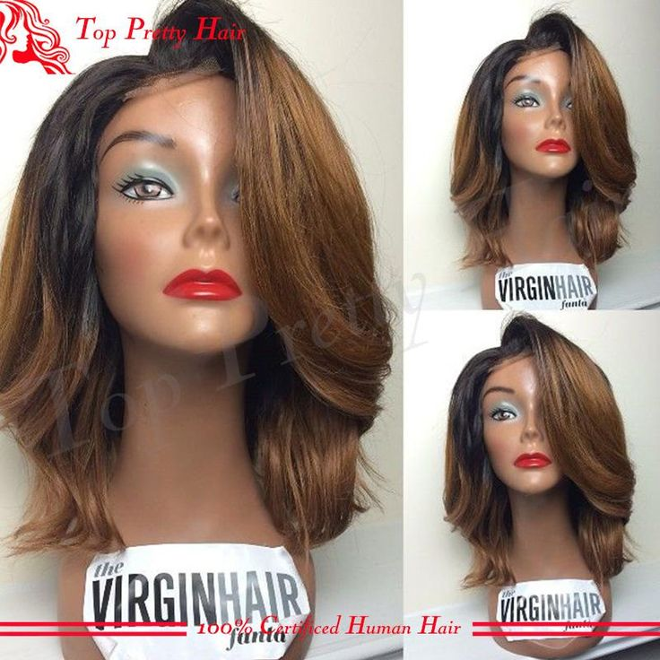 Miraculous 25 Best Images About Ombre Wigs On Pinterest Colored Wigs Blue Hairstyles For Men Maxibearus