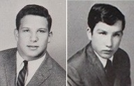 Albert (Einstein) Brooks and Richard Dreyfuss graduated together in the 1965 class at Beverly Hills High School in Beverly Hills, California.   #RichardDreyfuss #BeverlyHillHighSchool #BeverlyHills #1965 #AlbertBrooks