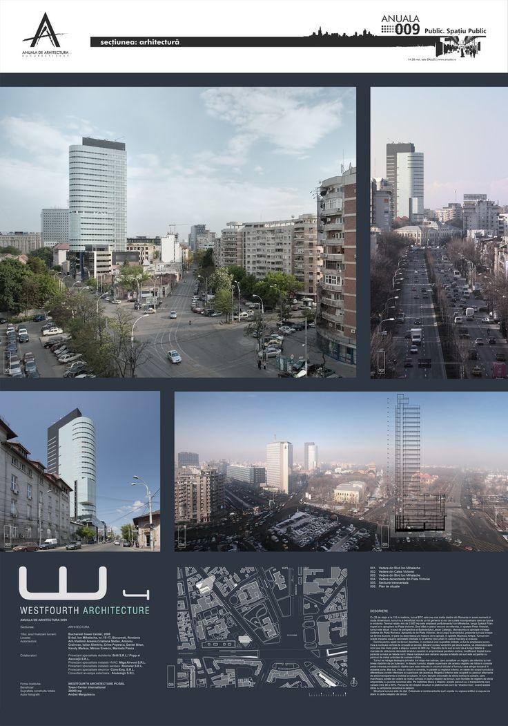 Tower Center - Bucharest, Romania