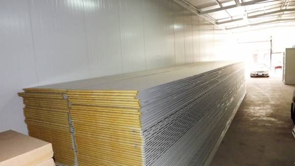 Panel poliuretano 25mm 6082645 - Rastro.Com