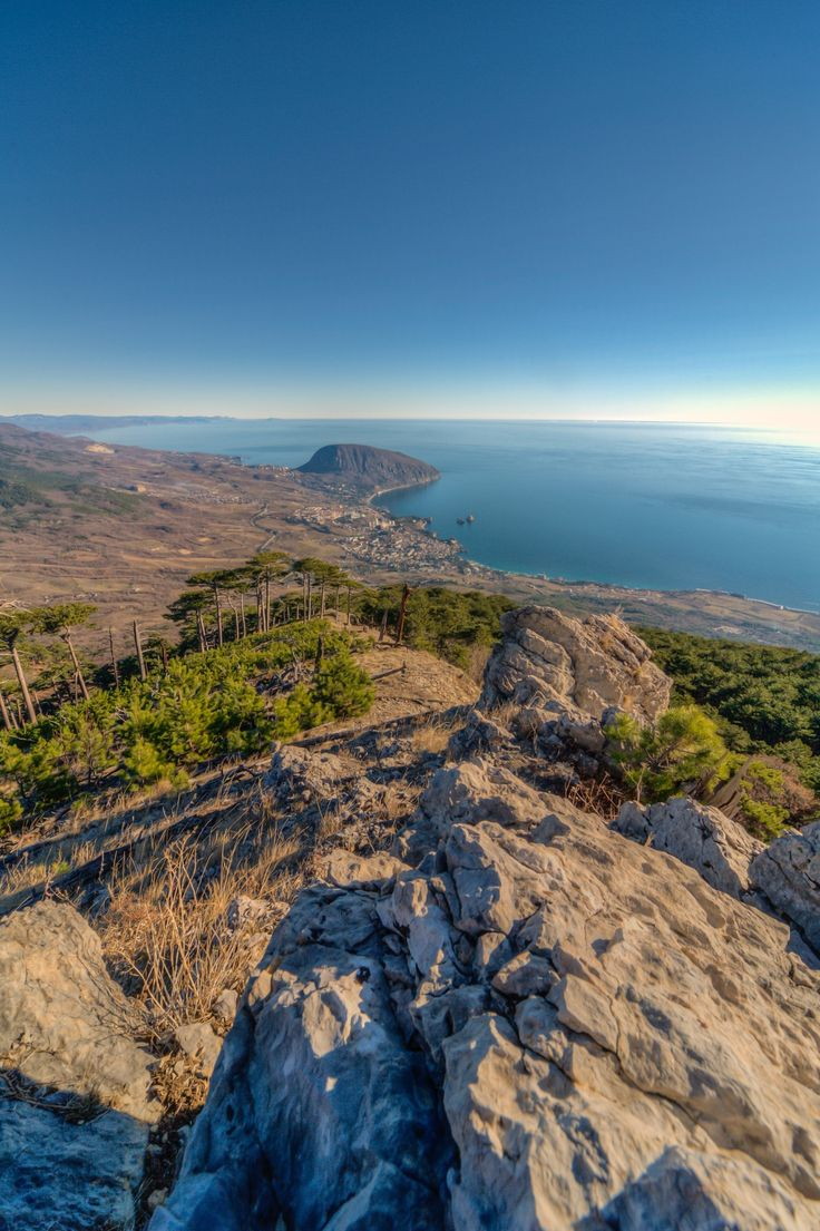 Coast by Anton Petruhin / 500px (Crimea)