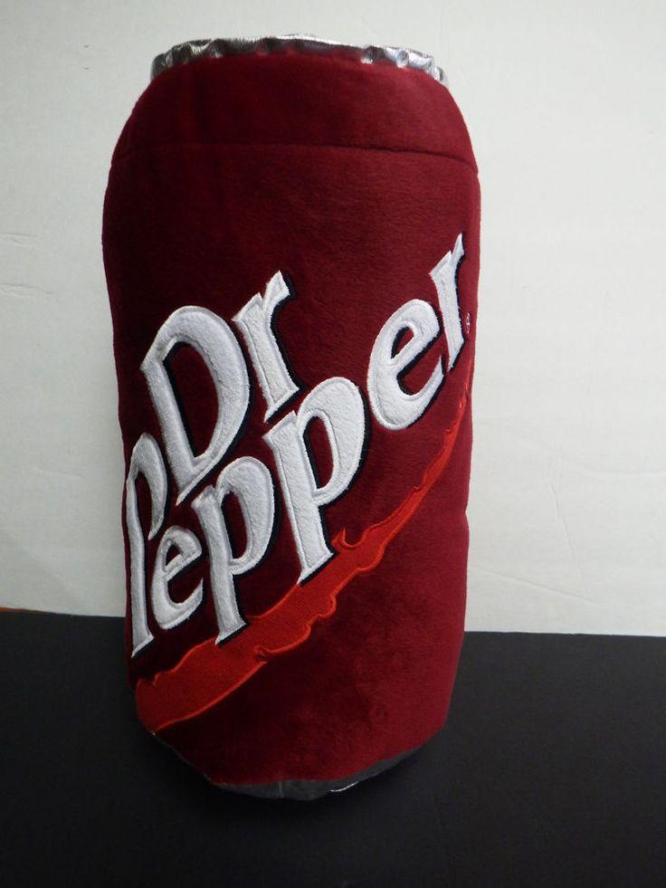 how to draw a dr pepper can