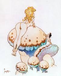 Resultado de imagem para the secret art of frank frazetta