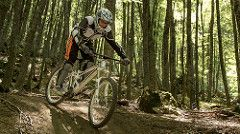 Watch: Seth just built a trail in his backyard and it looks dope! - Mountain Bikes For Sale