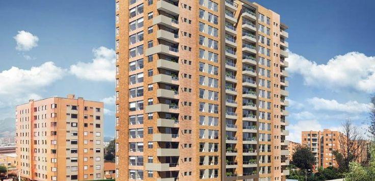 SAINT THOMAS Apartamentos USAQUEN, Bogotá, Cundinamarca, Colombia.