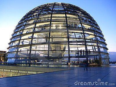 Berlijn, de Reichstag