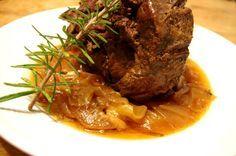 Wild Venison Roast in the Pressure Cooker #paleo
