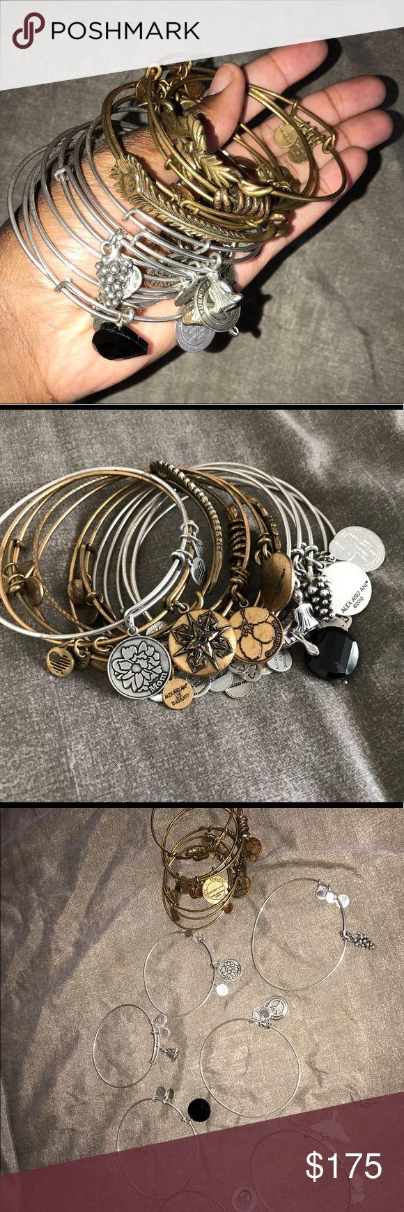 Alex & Ani Bracelets Alex and Annie bracelets 3 for 35 Alex & Ani Jewelry Bracelets