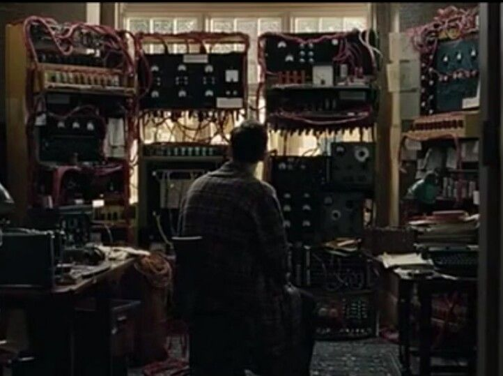 the imitation game, alan turing