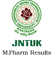 JNTUK M.Pharm 1st Sem Results (R13, R09) Reg/Supply April 2015
