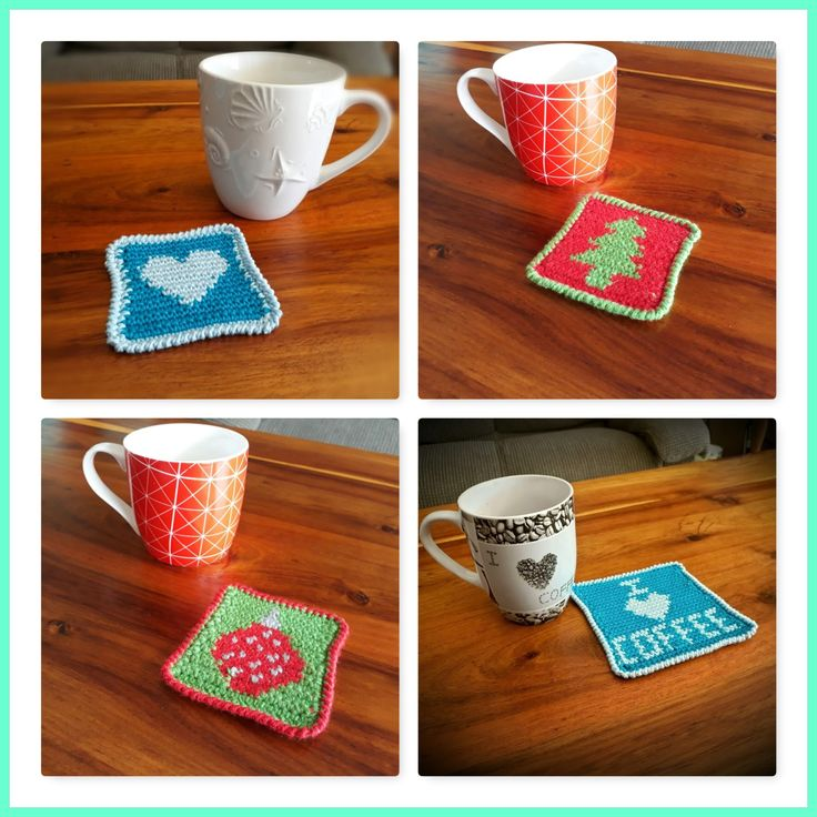 Coasters – Crochet Creations