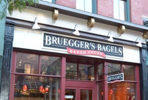 Since 1983 we've been baking authentic New York-style bagels. Breakfast, lunch, catering, sandwiches, soups, salads - best bagel shop. Find bagels nearby!