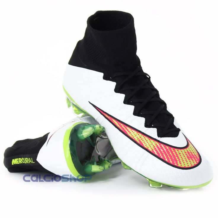 NIKE - MERCURIAL SUPERFLY FG WHITE PACK