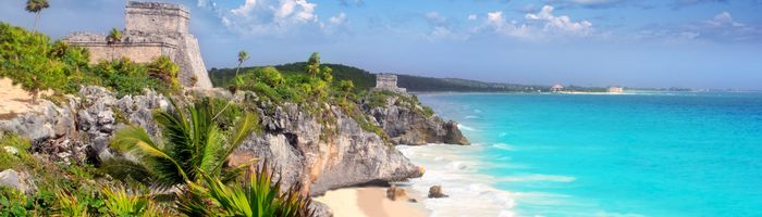 Mexico isn't just for popular Spring Break getaways - it's a country rich in culture, cuisine, history and immense natural beauty. Marvel at a 1,300-year-old Mayan pyramid within the ruin-strewn ancient city of Chichen Itza. Visit the Casa Azul museum and surround yourself with the vivid paintings of famed Mexican artist Frida Kahlo. Kayak past a colony of sea lions in the Sea of Cortez on the Western coast. For a country covered with rugged mountains and desert plains, tropical…