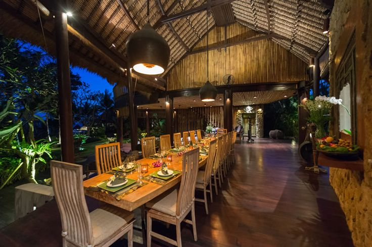 """""""Taman Ahimsa"""" in Cemagi, Bali . 7 Bedrooms . From $1,750/nt . Luxe Compound on the Beach..."""