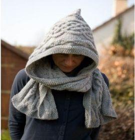 Echarpes à capuche - Tricot & crochet - Pure Loisirs