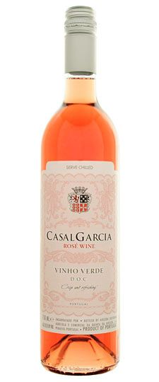 vinho verde rose. what could be better?