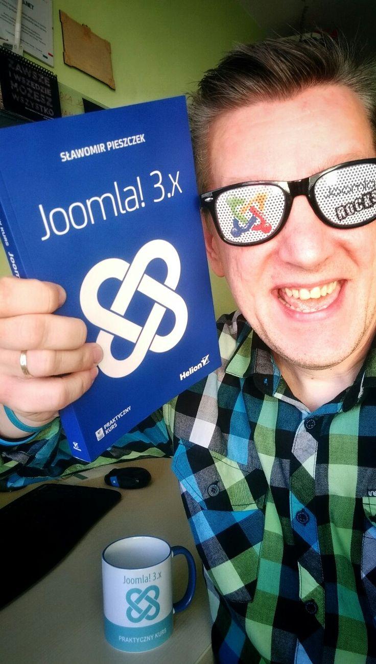 Dzisiaj w Helion 📖 #Joomla3PraktycznyKurs w promocji dnia! 👉 bit.ly/helion-j3pk Ponad 20,00 zł oszczędności! Taniej już nie będzie ;-)