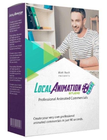 Local Animation Studio Video Software by Matt Bush