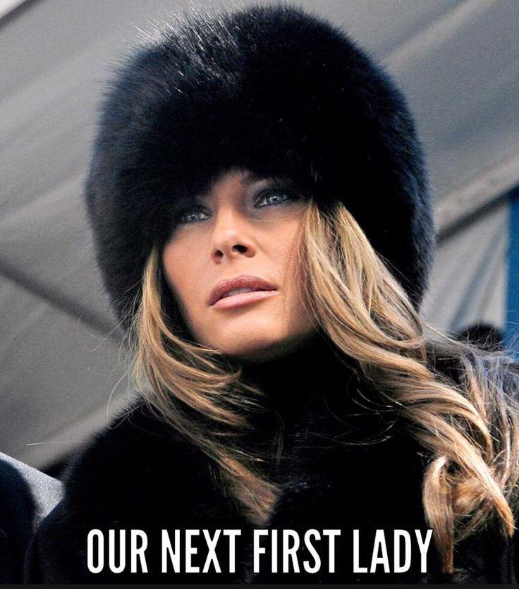 America's ever beautiful First Lady, Melania Trump. ~@guntotingkafir GOD BLESS AMERICA AND GOD BLESS PRESIDENT TRUMP!!!