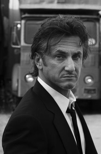 Sean Penn by Greg Williams