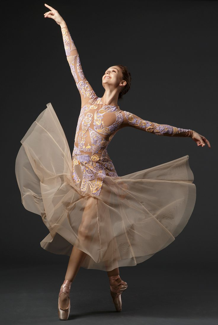 Dancewear en l air the professional practice tutu balletscoop - Exclusive Sarah Jessica Parker Brings Fashion To The Ballet With Mary Katrantzou Thom Browne