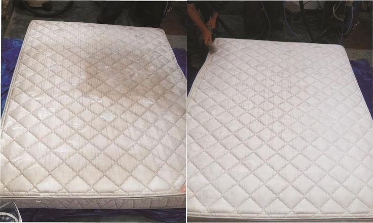 Esta es la forma más eficaz para limpiar su colchón de manchas y olor…