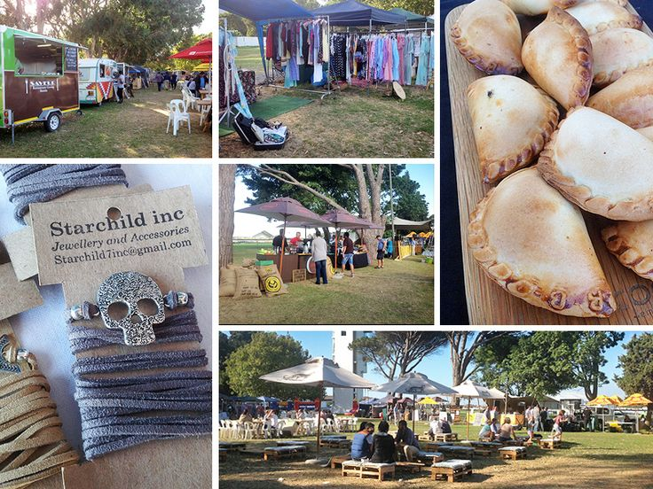 Markets in Cape Town - Vineyard Oval Market - Photos by Rachel Robinson