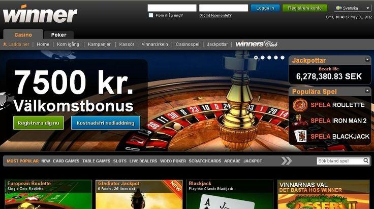 Отзывы о казино winner