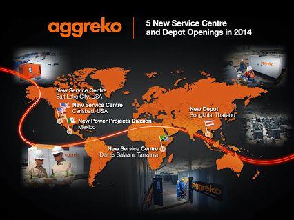 Aggreko Worldwide - Google+