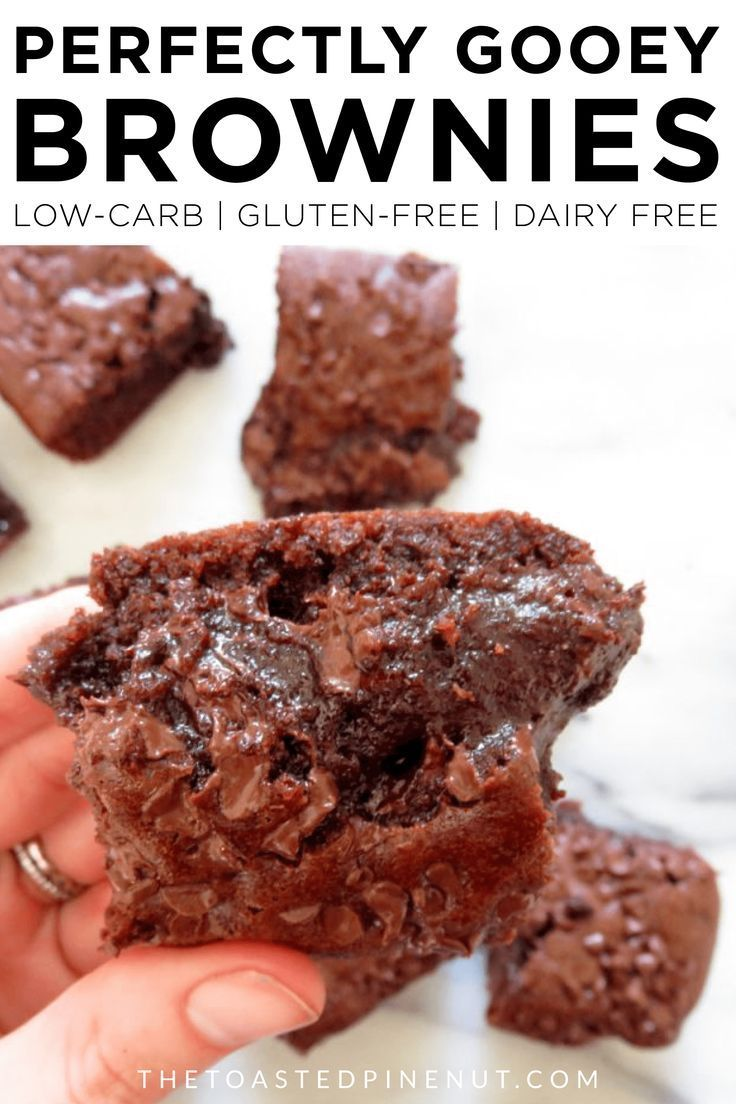 Perfectly Gooey Brownies Recipe Gluten Free Chocolate Recipes