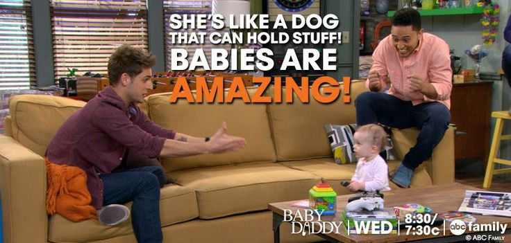 "S3 Ep19 ""Foos It or Lose It"" - LOL! Oh, Ben… that's not the best way to describe your daughter! #BabyDaddy"