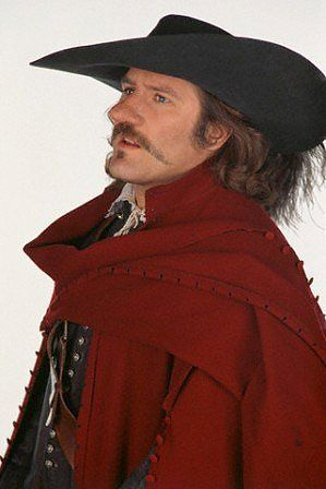 Gerard Depardieu in Cyrano De Bergerac. Every time I watch this movie I think two things, the first is that  no one could ever play Cyrano besides Depardieu and second, I wish I was him.