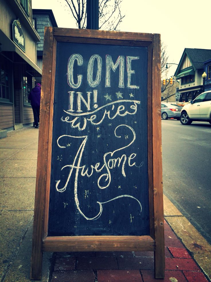 31 Best Funny Hello World Chalkboard Signs And Others