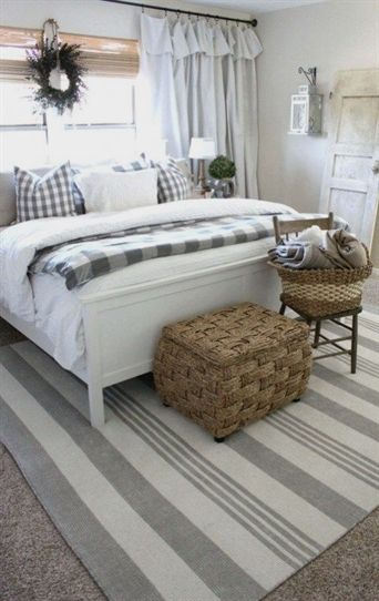 Bed Frame With White Accents Bedroomfurniture