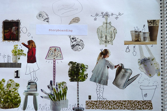 Fashion and Textile Design: Kirsty Wright