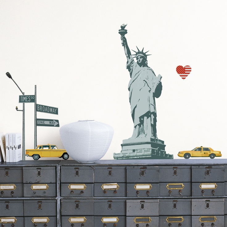 Statue Of Liberty Decal By Nouvelles Images Part 78