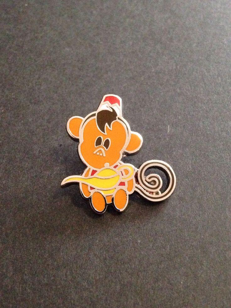Mini-pin collection - cute disney animals - Abu