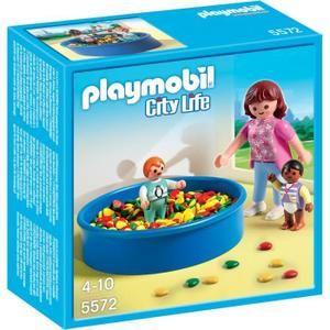 PLAYMOBIL 5572  Piscine à Balles pour Bébés