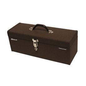 Homak 20-In Brown Steel Lockable Tool Box Bw00252200
