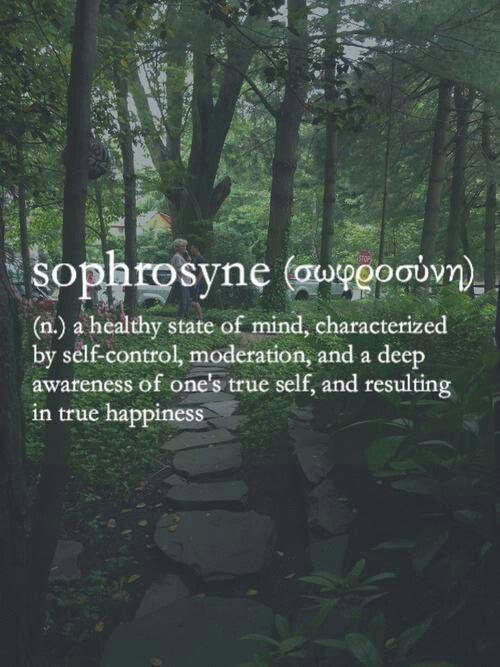 Sophrosyne~☆~