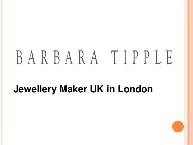 Jewellery Maker UK in London