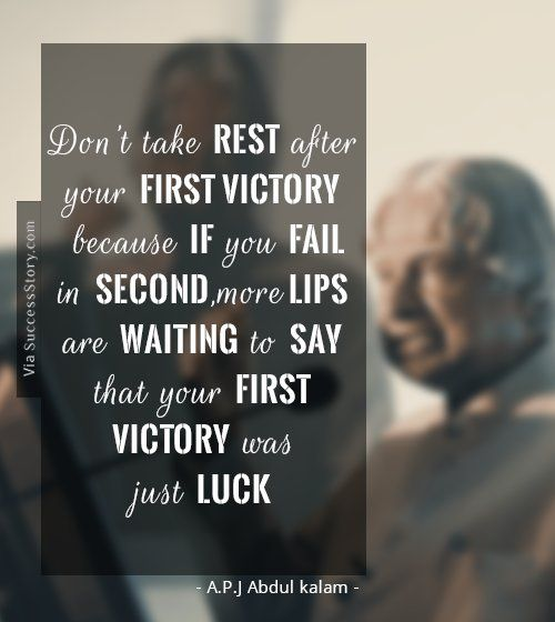 Motivational Quotes About Success: 25+ Best Ideas About Abdul Kalam On Pinterest