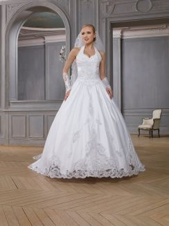 Robe de cocktail point mariage 2016