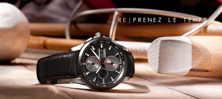 L'entrepreneur flamand Philip Cracco a repris Montebi, la maison-mère de la marque de montres Rodania.